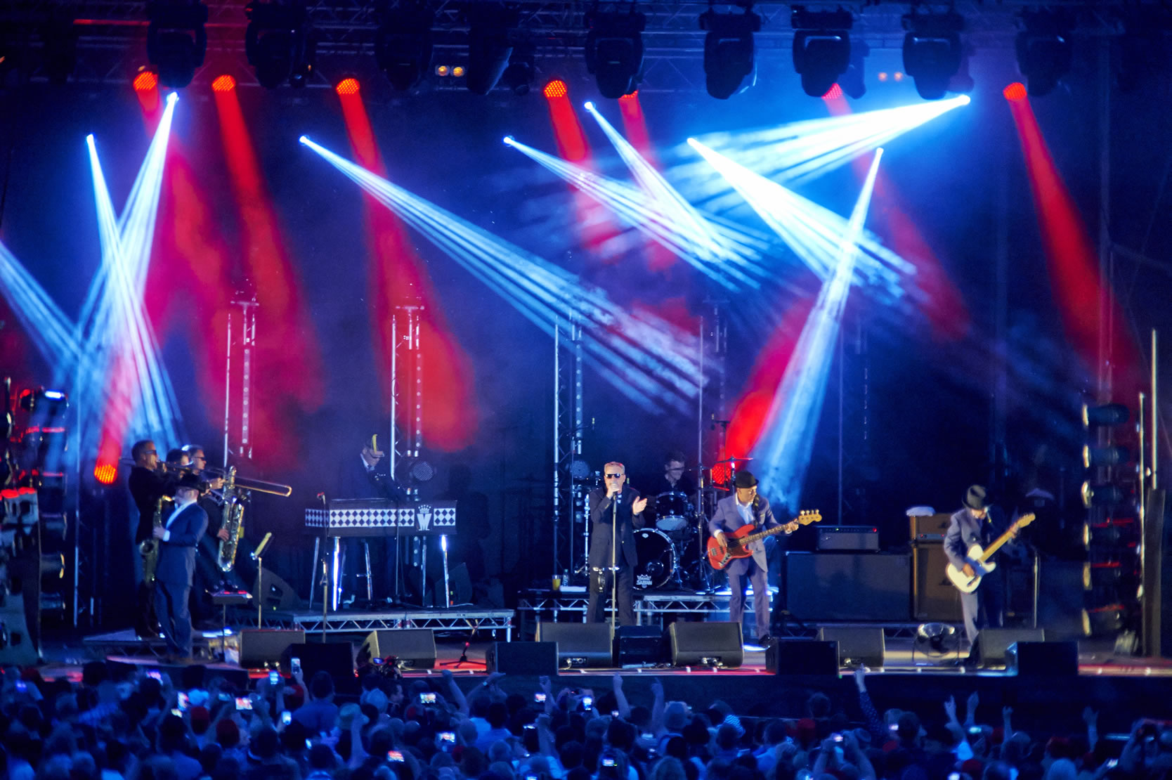 Madness at Chepstow Racecourse - Gallery Image #314